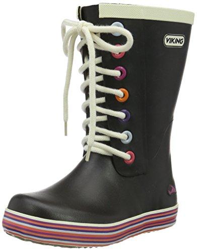 viking-retro-sprinkle-botas-de-agua-talla-42-color-negro-schwarz-schwarz-2