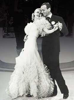 Fred and Ginger: The Astaire-Rogers Partnership 1934-1938