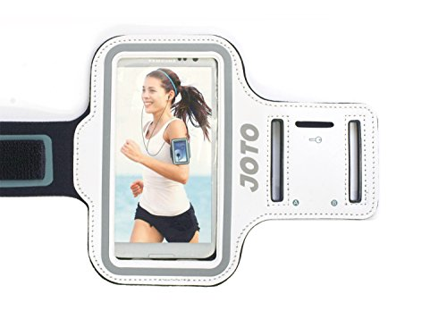 Review JOTO iPhone 6 4.7 Armband - Sport Armband Case for iPhone and Samsung Galaxy (iPhone 6 4.7, i...