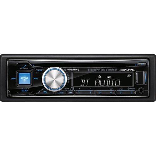 Alpine CDESXM145BT Advanced Bluetooth CD / SiriusXM Receiver