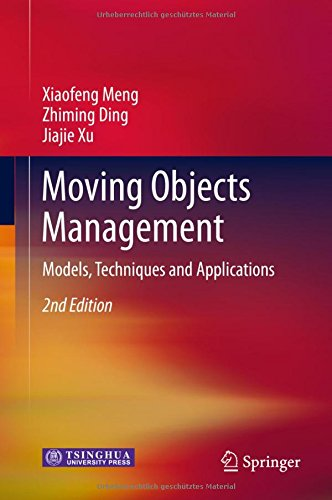 Moving Objects Management: Models, Techniques and Applications
