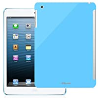 i-BLASON Smart Cover Partner Hard Snap On Slim-Fit Case for Apple iPad Air/iPad 5 (Blue) by i-Blason