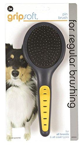 Artikelbild: JW Gripsoft Pin Putzmaschine für Hunde, einen Artikel