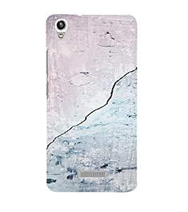 PrintVisa Marble Pattern 3D Hard Polycarbonate Designer Back Case Cover for LAVA PIXEL V1