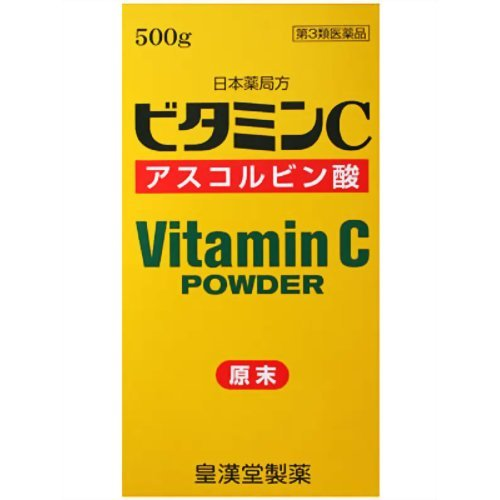ビタミンC末「クニヒロ」 500g