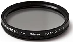 AGFA Polarizing Glass Filter (CPL) 55mm APCPL55
