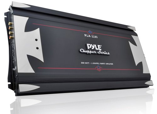Pyle PLA2230 3000 Watts 2 Channel High Power Mosfet Amplifier (Pyle Amplifier Chopper Series compare prices)