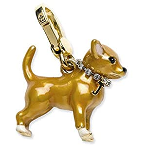 Juicy Couture Chihuahua Charm