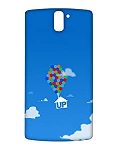 Crackndeal Back Cover for OnePlus One