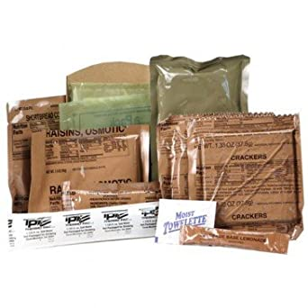 Military Ration Ultimate Self-Heating Full Meal