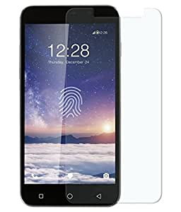 VJOY Antishock Tempered Glass Screen Protector for Coolpad Note 3 Lite and (Single Front Transparent Screen Protector) Freebies Offer : The Great Grand Diwali Deal (Get a VJOY 5200 mAh Power-Bank RED) (1 Year Replacement Guarantee, Li-ion Battery, Long Battery-Life) worth Rupee 1599/- absolutely free with Screen Protector)