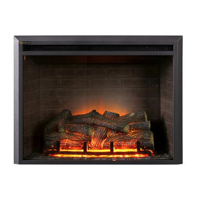 """Led Electric Fireplace Insert Size: 24.5"""" H X 32"""" W X 8.5"""" D"""