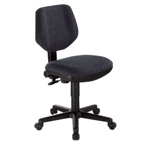 Alvin Home Indoor Office Art Craft Adjustable Desk Computer Black Comfort Classic Deluxe Office Height Task Chair