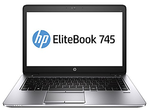 HP 745 Notebook, A10-Serie, 2.10 GHz, 64 Bit, 8 GB RAM, 1 Banco RAM Libero , DDR3L