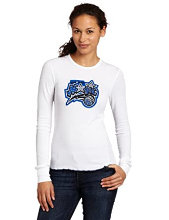Majestic Threads Orlando Magic Baby Thermal, White by Majestic Threads