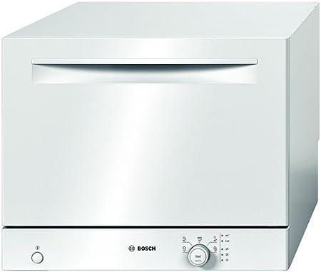 Bosch SKS50E02EU Lave-vaisselle compact A+B 7,5 L 0,62 kWh 54 dB 60 cm Blanc