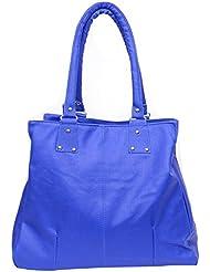 Relevant Yield Women's Shoulder Bag Blue (Blue-0020)