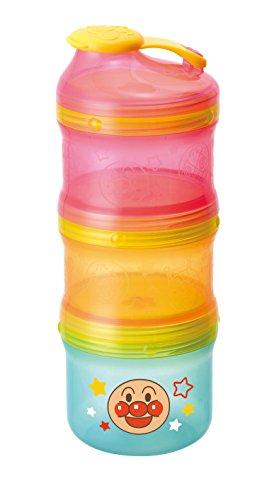レック アンパンマン 2WAY ミルクケース (離乳食保存兼用)