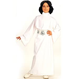 Deluxe Princess Leia Costume - Large