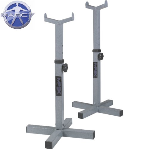Marcy SC8 Spotter Catchers-Combine With Weight Bench!