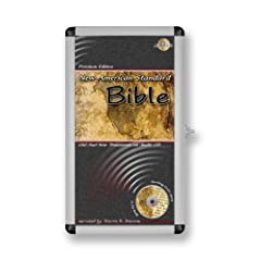 New American Standard Bible: Complete Bible on CD