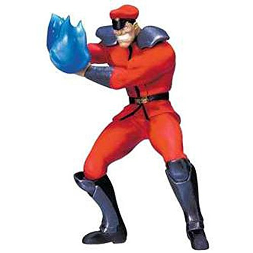 Capcom vs. SNK Series 1 M. Bison Mini Figure - 1