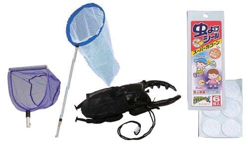 捕虫網・魚網セット