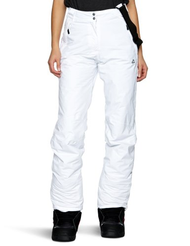 Dare 2b Women's Headturn Salopettes - White, Size 8
