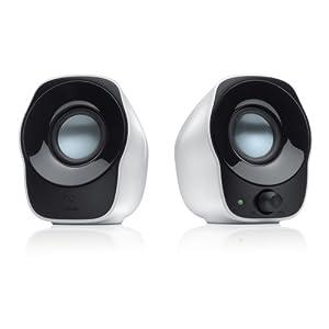 Logitech Stereo Speakers Z120, USB Powered (980-000524)