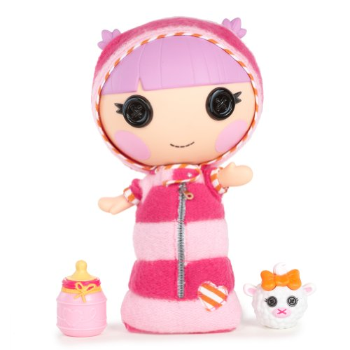 Lalaloopsy Littles - Blanket Featherbed Puppe 20cm