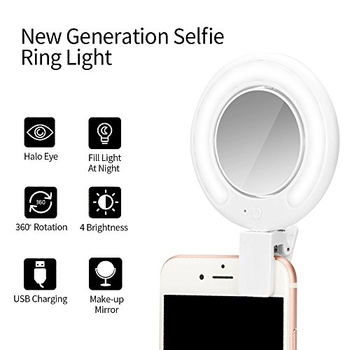 Selfie-Ring-Light-IPHOX-Spotlight-Video-LED-Lights-with-360-Makeup-Mirror-for-iPhone-6s-6s-Plus-5-SE-5S-4s-4-Galaxy-S6-S6-Edge-Galaxy-S7-S7-Edge-and-so-on-WH