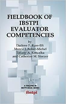 Fieldbook Of Ibstpi Evaluator Competencies (Hc) (Ibstpi Book)