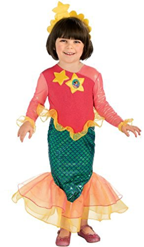 Rubies Dora The Explorer Mermaid Child Costume, Small