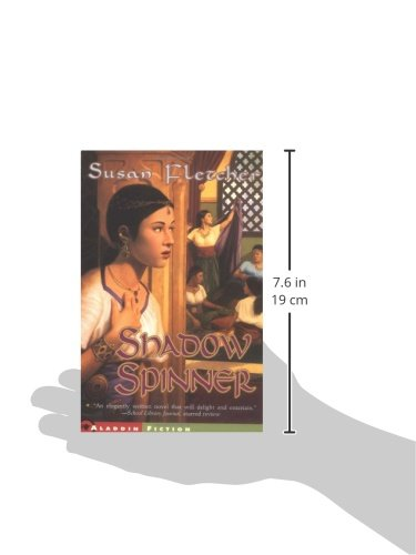 shadow spinner book report Shadow spinner has 6,382 i'm glad to report that i was really shadow spinner is a fun 'middle grader' book set in ancient persia as a new.
