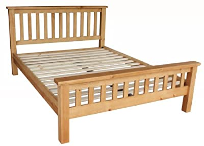 Cotswold Solid Pine 5 0 Bed