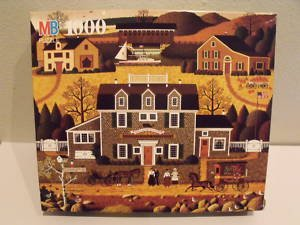 Picture of Hasbro Charles Wysocki Americana Series 1000 Piece Puzzle - Moonmeadow Cove (B005HFPNN2) (Jigsaw Puzzles)