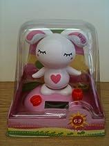 Car Decorative Cute Rabbit - White