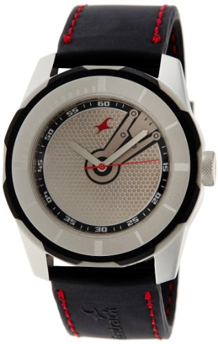 Fastrack-Economy-2013-Analog-Silver-Dial-Mens-Watch-3099SP03