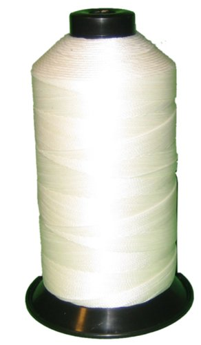 White 100g UV resistant High Tenacity Polyester
