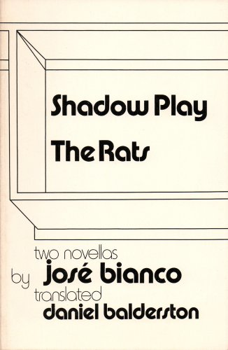 Shadow Play: The Rats : Two Novellas (Discoveries)