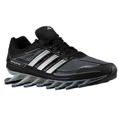 Amazon.com: Adidas Springblade, Black/Metsil/Lead, Size 6.5 US: Shoes