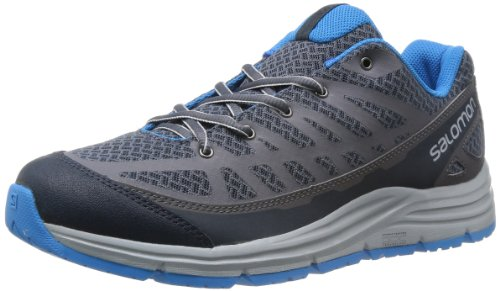 Salomon Synapse Access Running Shoes Blue/Grey-8  available at amazon for Rs.2999