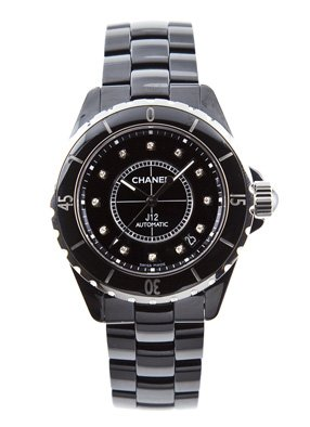 Chanel J12 Diamonds Mens Watch H1626