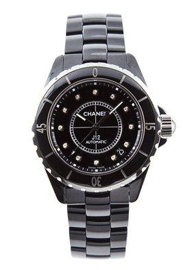 Chanel J12 Diamonds Mens Watch H1626