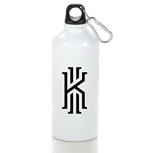 JAX D Basketball Superstar Ky Vogue Sport Leisure Aluminum Mugs White