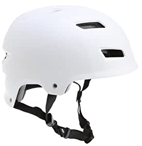 FOX Transition Hard Shell Helmet, White, Large