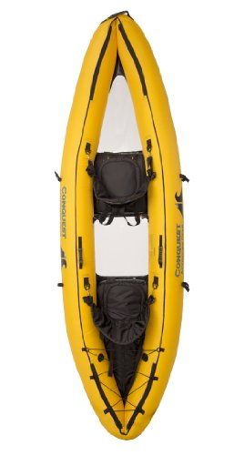 2 Person Kayak Conquest Adventure Gear Dyad Two Person