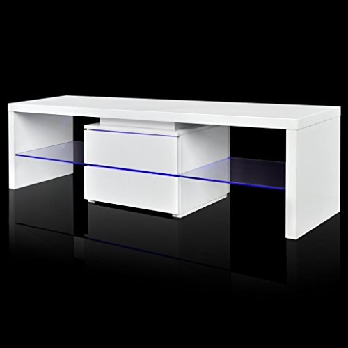 tv tisch mit led com forafrica. Black Bedroom Furniture Sets. Home Design Ideas