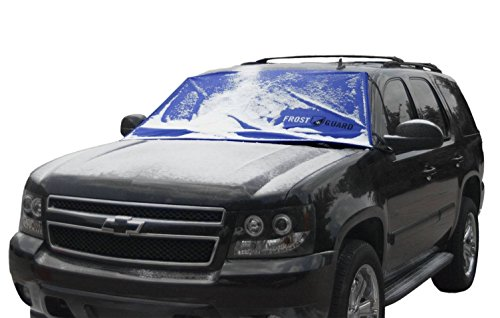 FrostGuard Premium Winter Windshield Cover, Blue (XL) (Window Cover 39 Inch Length compare prices)