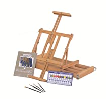 Martin Van Dyck Studio Oil Painting Kit